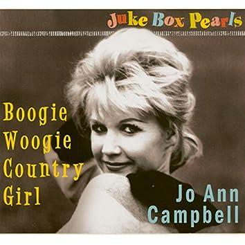 Boogie Woogie Country Girl - Jukebox Pearls
