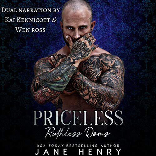 Priceless: Ruthless Doms audiobook cover art