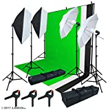 Best Continuous Lighting Kits - LINCO Lincostore 2.9M x 3M/ 9.5ft x 10ft Review