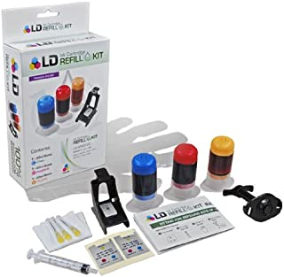 LD Ink Refill Kit for HP 97 C9363WN (Color)