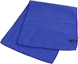 F Fityle Microfiber Towel for Sports Travel Swimming Hiking and Camping Ultralight and Quick Drying Towel - 13.8 x 31.5inch