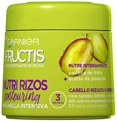 Garnier Fructis Nutri Rizos Contouring Mascarilla...