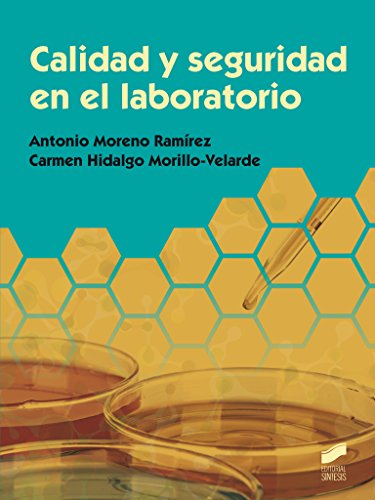 Calidad y seguridad en el laboratorio: 8 (Química)