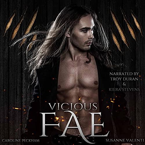 Vicious Fae: Ruthless Boys of the Zodiac, Book 3