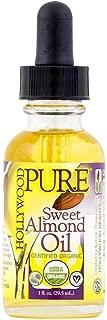 Hollywood Beauty Pure Almond Hair Oil, 1 Oz