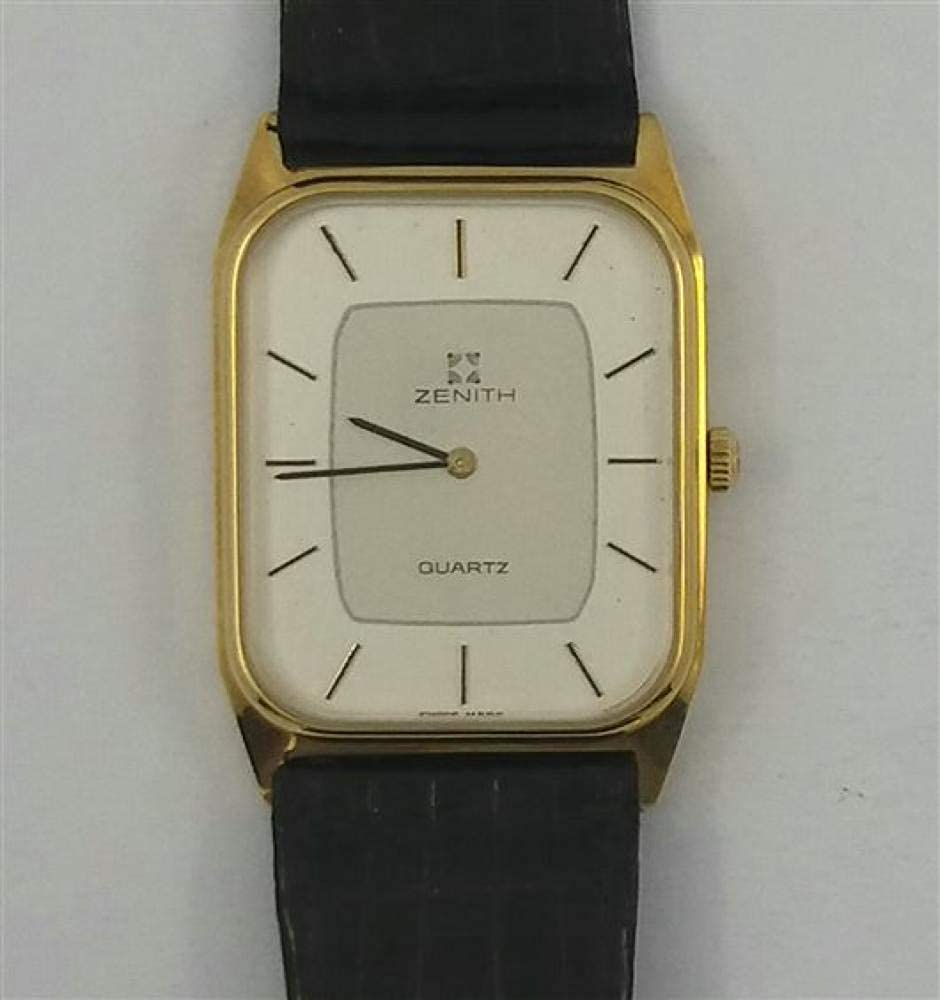 Zenith orologio unisex in oro 18 ct OR760