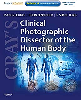 Gray's Clinical Photographic Dissector of the Human Body: with STUDENT CONSULT Online Access (Gray's Anatomy)