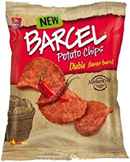 Barcel USA Potato Chips, Diabla, 1.9 Ounce (Pack of 16)