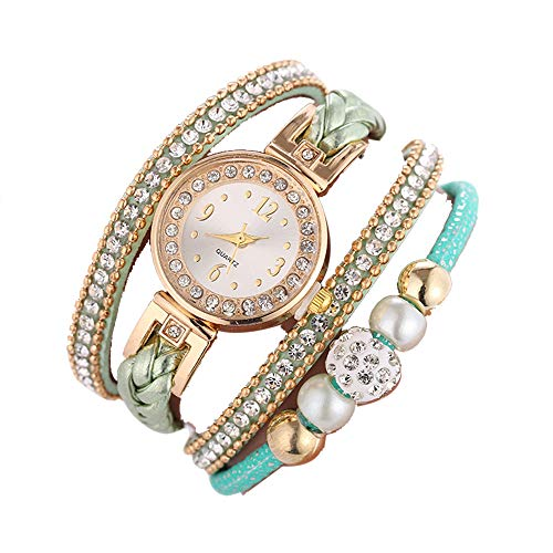 Best Buy! Muranba Beautiful Fashion Bracelet Watch Ladies Watch Round bracelet watch
