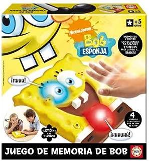 Educa Borrás 14675 - El Juego De Memoria De Bob