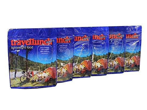 Travellunch Mahlzeit-Mix Warme Mahlzeiten Geflügel One Size