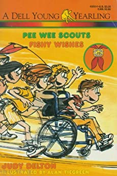 Pee Wee Scouts: Fishy Wishes by [Judy Delton]
