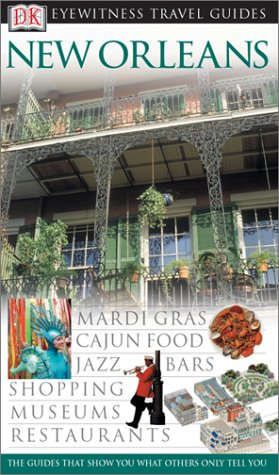 New Orleans (EYEWITNESS TRAVEL GUIDE)