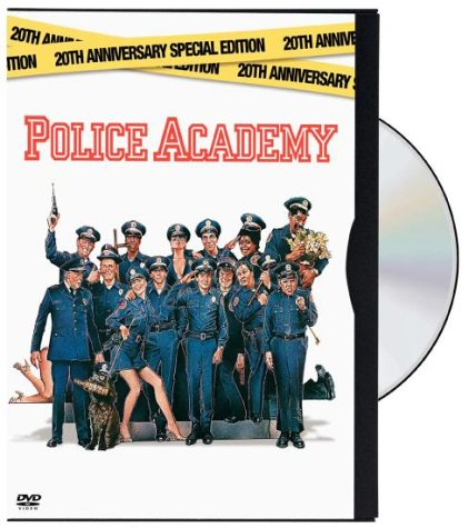 Police Academy (Special Edition) [DVD] [1984]