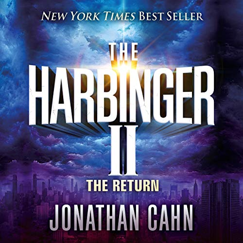 The Harbinger II Audiobook By Jonathan Cahn cover art