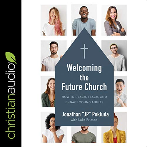 Welcoming the Future Church cover art