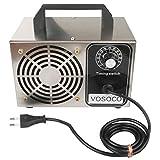 Generador de ozono 28g Máquina de ozono Acero Inoxidable Purificador de Aire Filtro de Aire Desinfección Esterilización Limpieza Formaldehído 10g, 220V-28g, China