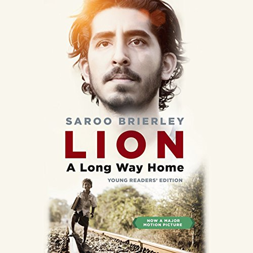 Lion: A Long Way Home audiobook cover art