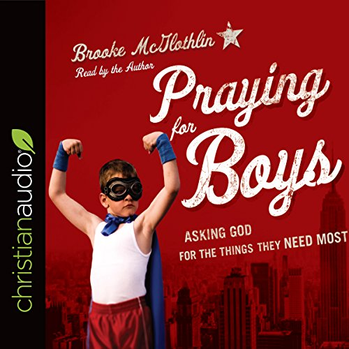 Praying for Boys audiobook cover art