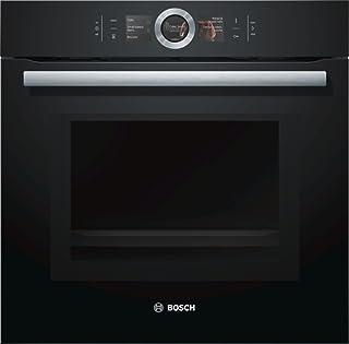 Bosch HMG6764B1 - Horno (Grande, Horno eléctrico, 67 L, 67 L, 30-300 °C, Negro)