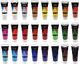 Acrylfarben Set 24x120 ml Künstlerfarben