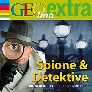Spione & Detektive. Die geheimen Tricks der Ermittler Titelbild