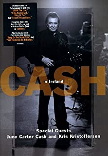 Johnny Cash - Live in Ireland 1993