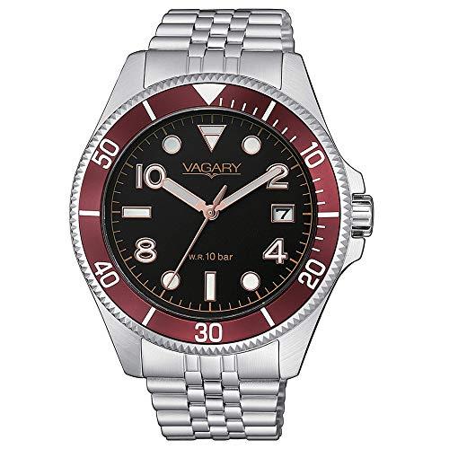 orologio solo tempo uomo Vagary By Citizen Acqua casual cod. VD5-015-55