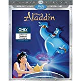 Aladdin: Diamond Edition [Blu-ray] Limited Edition 3D Lenticular Slipcover - Best Buy Exclusive