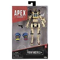 【公式ライセンス商品】Apex Legends 6インチフィギュア パスファインダー (クラッシュテスト)