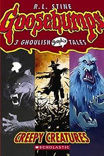 Goosebumps Graphix: #1 Creepy Creatures