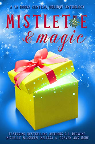 Book Cover for Mistletoe & Magic