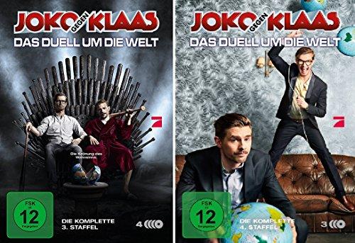 Joko gegen Klaas - Das Duell um die Welt: