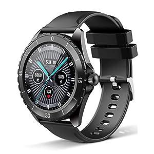 ELEGIANT SmartWatch, Reloj Inteligente IP68 con Pantalla Táctil de 1.3'', Pulsera Actividad Inteligente Hombre Mujer… 4