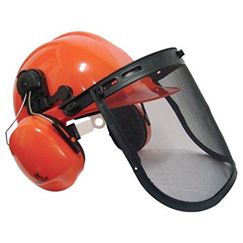 Chainsaw/Brushcutter Safety Helmet c/w Chin Strap Pro