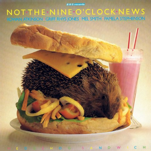 Not the Nine O'Clock News: Hedgehog Sandwich (VintageBeeb) cover art