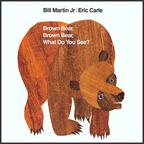 Brown Bear, Brown Bear, What Do You See? Livre audio | Bill Martin ...
