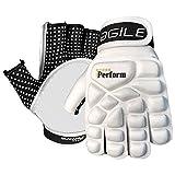 Best Hockey Gloves - Field Hockey Glove Agile Style Half Finger Left Review