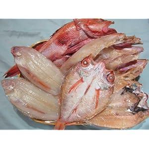 特選白身魚干物3種(キンキ、笹カレイ、ノドグロ)セット