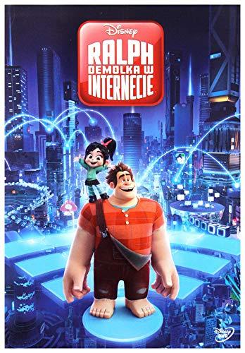 Ralph Breaks the Internet: Wreck-It Ralph 2 [DVD] (IMPORT) (Keine deutsche Version)