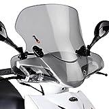 Puig 1299H Windschutzscheibe City Touring Honda Dylan Transparent / Rauchgrau