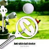 Recogedor de Pelota de Golf Pick Up,Golf Ball Retriever Portátil Retráctil...