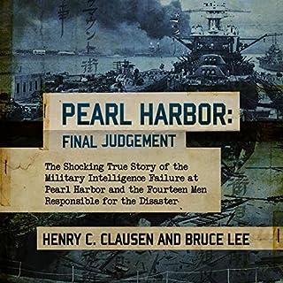 Pearl Harbor: Final Judgement audiobook cover art