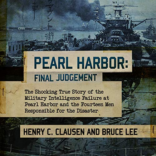 Couverture de Pearl Harbor: Final Judgement