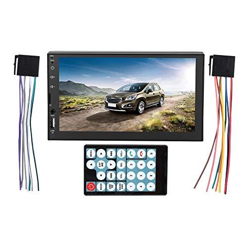Autoradio stéréo double DIN avec écran HD 7\