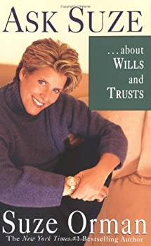 Ask Suze ... Nine Volume Boxed Set (Comprehensive Answers to Essential Financial Questions) 0609804960 Book Cover