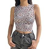 Ranana Cami Top sans Manches Femmes de Nombril Vêtements de Nombril Cami Top sans Manches Femmes de Nombril Vêtements de Nombril approving