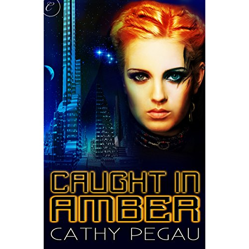 Caught in Amber audiobook cover art