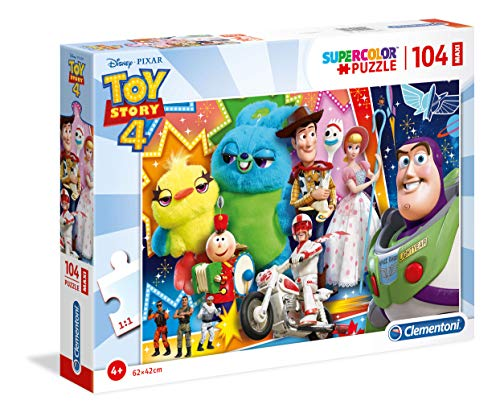 CLEMENTONI PUZZLE TOY STORY 4 🤎