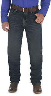 Wrangler Men's 20x 01 Competition Relaxed Fit Jean